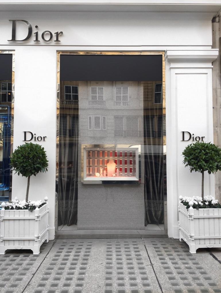 Dior sloane street