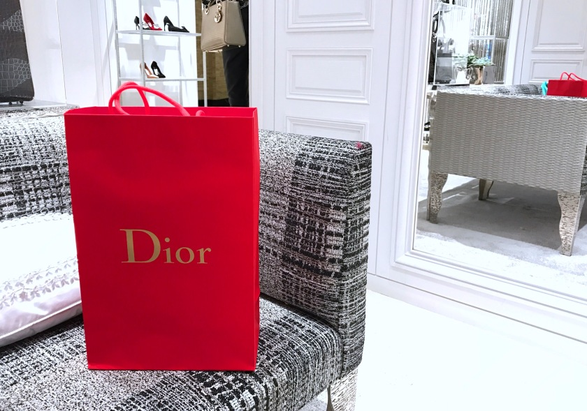 Dior wedding shoes