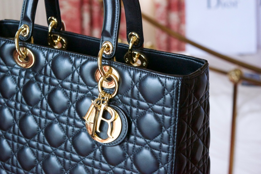 Large Lady Dior review
